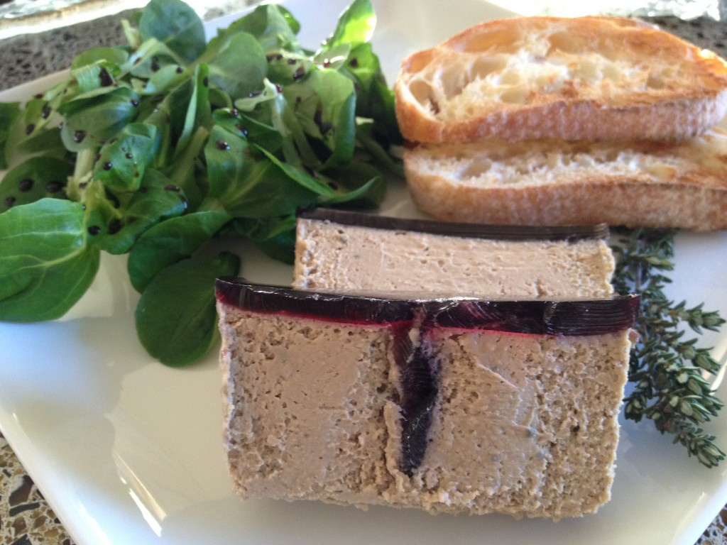 French Food Recipes: Fatty Goose Liver Pate (Almost Goose Foie ...